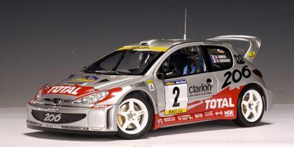 Peugeot 206 WRC 2001