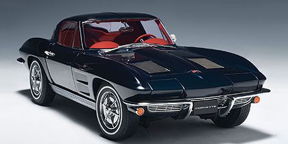 Chevrolet Corvette Coupe Sting Ray 1963