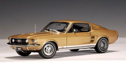 Ford Mustang GT 390 1967