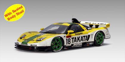 Honda NSX JGTC 2003 #18 Takata Dome