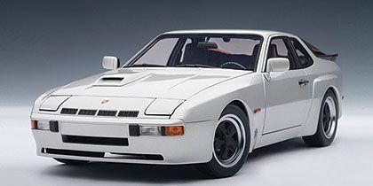 Porsche 924 Carrera GT 1980