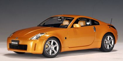 Nissan 350 Z 2002
