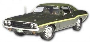 Dodge challenger 1970 r/t