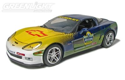 Chevrolet Corvette Pace Car Allstate 400 2008