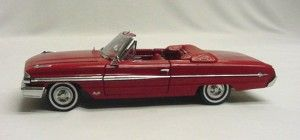Ford Galaxie 500 1964 Convertible *Last One*