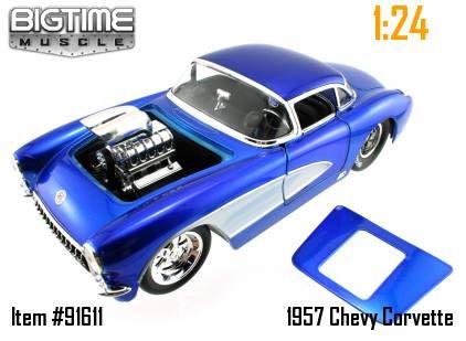 1957 Chevy Corvette Blown