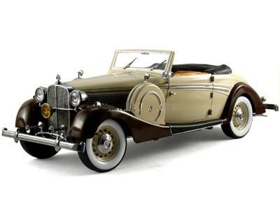 Maybach SW38 Spohn 1937