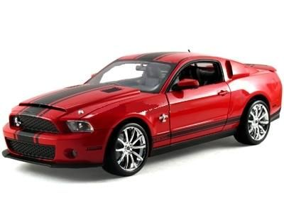 Ford Mustang Shelby GT 500 Super Snake 2010