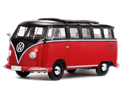 Volkswagen Samba Bus 1956