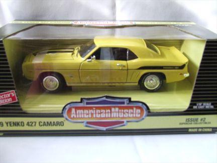 Chevrolet Camaro Yenko 427 1969 **Last One**