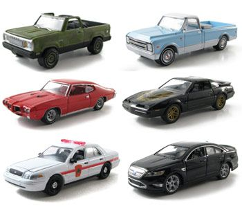 County Roads Series 4 Assortment
