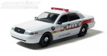 Ford Crown Victoria 2006 Nash, TX Fire Chief