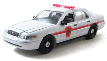 Ford Crown Victoria 2006 Laconia, NH Fire Dept.