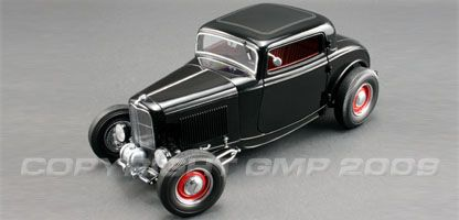 Ford Three Window Coupe 1932
