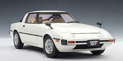 Mazda Savanna RX-7 - Right driver