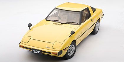 Mazda Savanna RX-7 - Right driver
