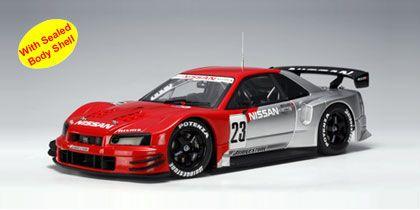 Nissan Skyline GTR (R34) JGTC 2003 Test Car