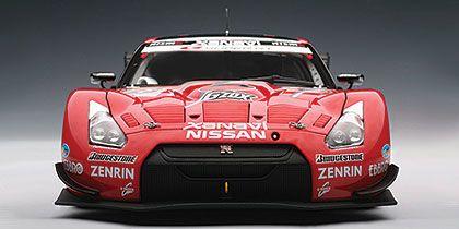Nissan GT-R Super GT 2008 Xanavi Nismo #23