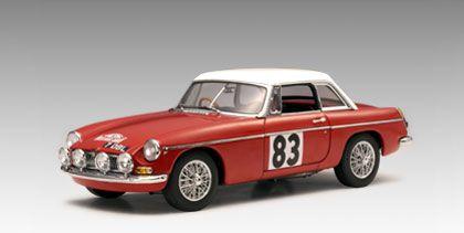 MGB MKII 1964 Rally #83