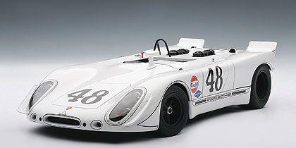 Porsche 908 1970 #48 S. McQueen/P. Revson