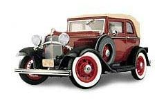 Bonnie and Clyde's 1932 Ford V-8