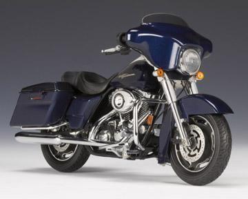 Harley-Davidson Street Glide Black