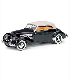 1937 Cord 812 Phaeton Convertible * note: car has paint rash *