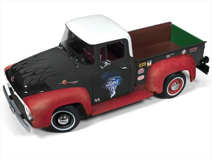1956 F-100 Pickup - Rat Rod  (1 left)