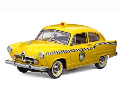 Kaiser Henry J 1951 Taxi