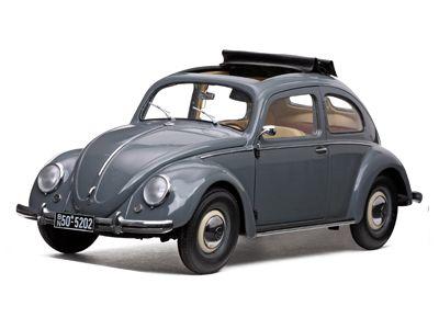 Volkswagen Beetle Saloon 1950