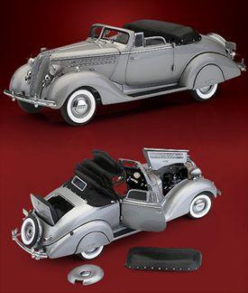 Hudson Eight Convertible 1936