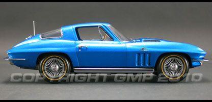 Chevrolet Corvette Sting Ray Fastback 1965