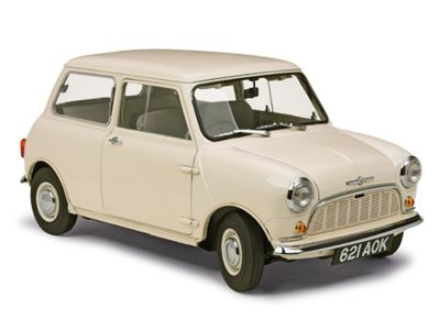 Morris Mini Minor Saloon 1959