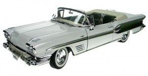 Pontiac Bonneville 1958 Convertible *Last One*