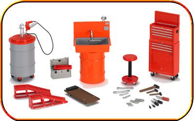 Service Bay Gear Accessories