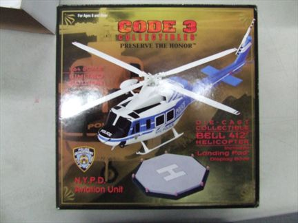 Helicopter Bell 412