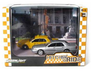 Hitchin' A Ride Diorama #2