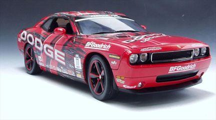 Dodge Challenger 2010 SRT8