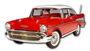Chevrolet Bel Air Sedan 1957