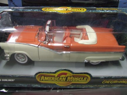 Ford Sunliner 1956 **Last One**