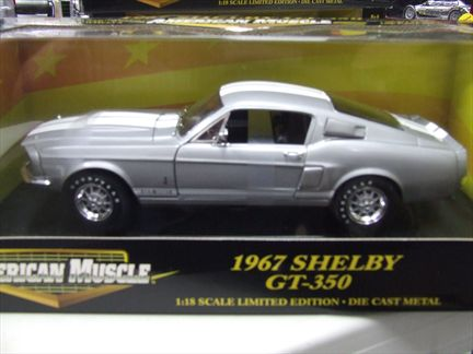 Ford Mustang Shelby GT-350 1967