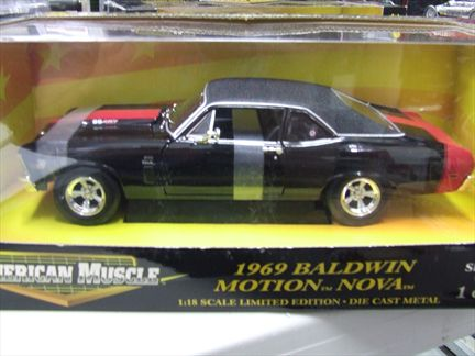 Chevrolet Nova Baldwin Motion 1969