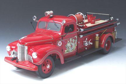 International KB5 Firetruck 1947