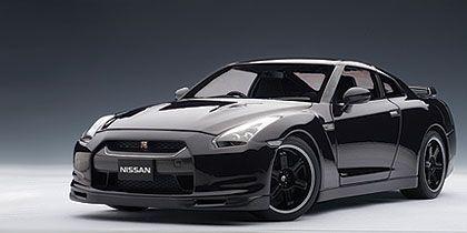... Nissan GT R (R35) Spec V. Image ...