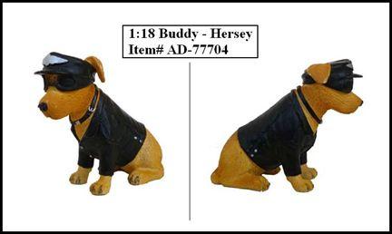 Buddy Hersey Dog