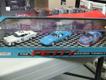 The Petty Racing Family