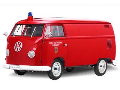 Volkswagen 1956 Fire Engine