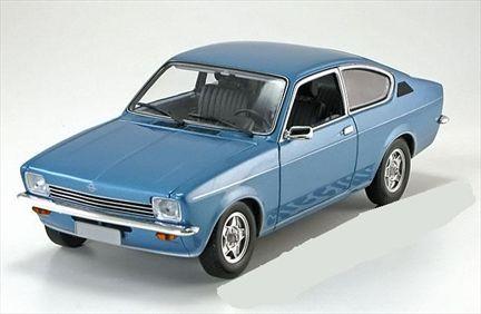 Opel Kadett C Coupe 1976 *Rare*