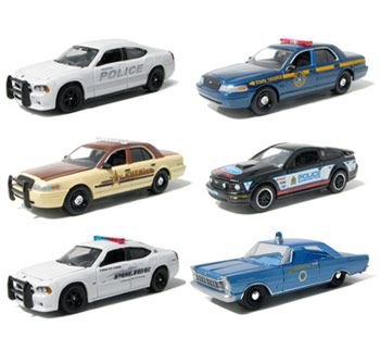 Hot Pursuit #5 1:64 Assortment