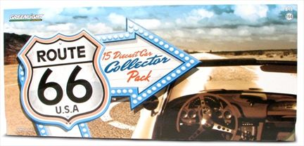 15 1:64 Cars Collector Pack